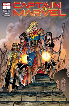 Captain Marvel #2