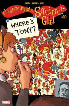 The Unbeatable Squirrel Girl #39