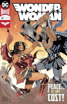Wonder Woman #62