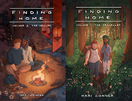 Finding Home Vol 1 and Vol 2
