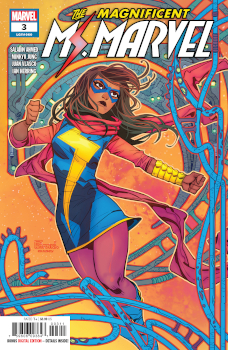 The Magnificent Ms. Marvel #3