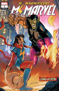 The Magnificent Ms. Marvel Annual #1