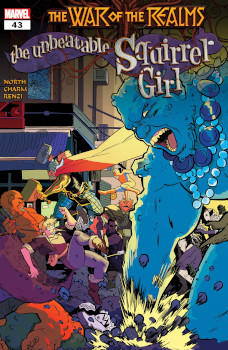 The Unbeatable Squirrel Girl #43