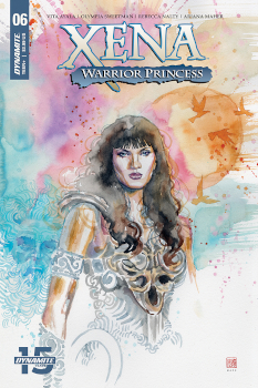 Xena: Warrior Princess #6