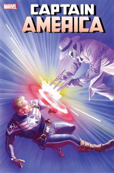 Captain America #18