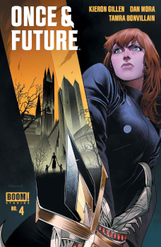 Once & Future #4