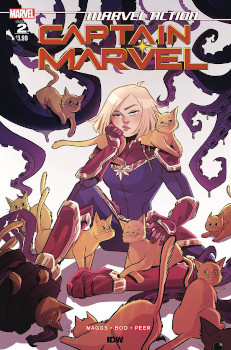 Marvel Action: Captain Marvel #2