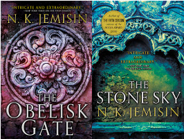 The Obelisk Gate (The Broken Earth #2) and The Stone Sky (The Broken Earth #3)